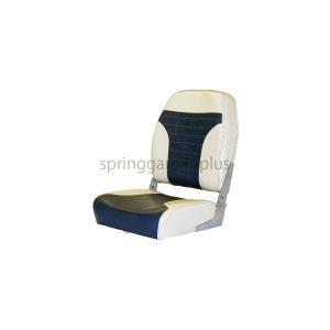 ボート SPRINGFIELD High Back Seat  ハイ バック シート 1040661 ボートシート 折 りたたみ式|asomarina