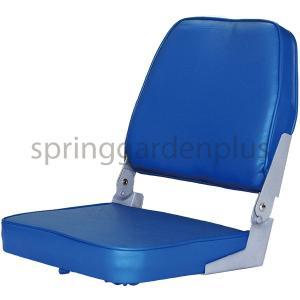 ボート SPRINGFIELD Fold down seat Blue フォールドダウン シート ブルー 1040621-447 ボートシート 折 りたたみ式|asomarina