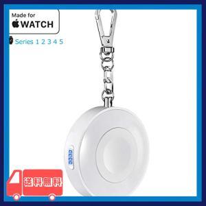 ( Apple MFi認証)APPLE WATCH モバイルバッテリー アップルウォッチ 充電器 ワ...