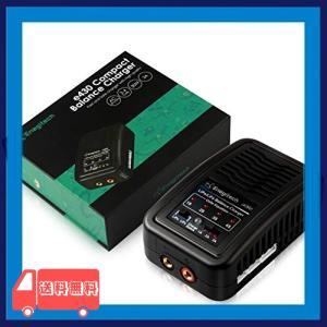 Enegitech LiPo/Life 2S 3S 4S リポバッテリー 充電器 バランス 充電器 チャージャー 3A / 30W最大出力 RC 7.4V 11.1V 14.8V コン|asotosi55