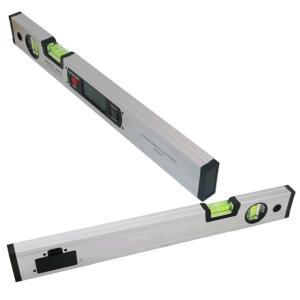 デジタル水平器 デジタル 勾配計 水準器 レベル 測量機器 建築 土木 ブロック 内装 機械設置 角...