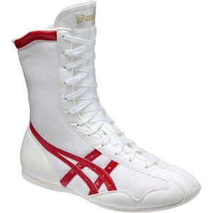[asics]アシックス ボクシングMS (TBX704)(0123) ホワイト×レッド[取寄商品]