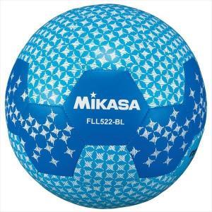 [MIKASA]ミカサ フットサル レジャー用4号球 (FLL522-BL) ブルー[取寄商品]