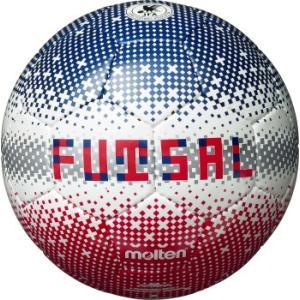 [molten]モルテン フットサル検定4号球 フットサルボール (F9Y2519-R) レッド/ブ...