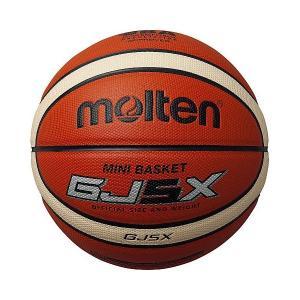 [molten]モルテン バスケットボール検定5号球 GJ5X (BGJ5X) オレンジ×アイボリー[取寄商品]
