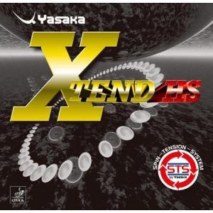 【メール便可】 [YASAKA]ヤサカ 裏ソフトラバー【黒】 エクステンドHS (B-71)(90)...