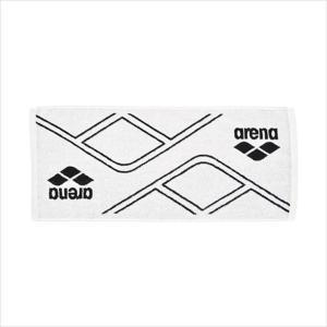 [arena]アリーナ スポーツタオル (AEALGE11)(WHT) ホワイト[取寄商品]|aspo