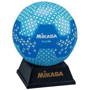 [MIKASA]ミカサ マスコットボール フットサル (FLL2-BL) ブルー[取寄商品]