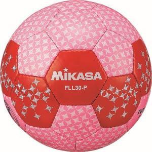 [MIKASA]ミカサ フットサルボール検定3号球 (FLL30-P) ピンク[取寄商品]