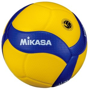 [MIKASA]ミカサ バレーボール検定球5号 国際公認球  (V300W) 2019年新デザイン[取寄商品]