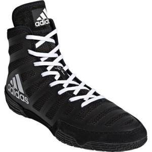 [adidas]アディダス レスリングシューズ VARNER (BA8020) コアブラック