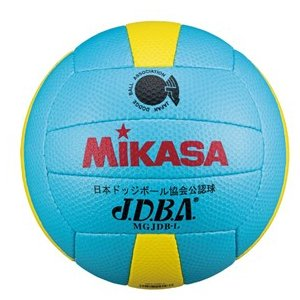 2020年新モデル [Mikasa]ミカサ ドッジボール 検定球 軽量3号球 (MGJDB-L) ブ...