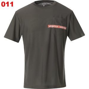 マウンテンハードウェア-MOUNTAIN HARD WEAR ハードウェアグラフィックポケットT男性用|asses