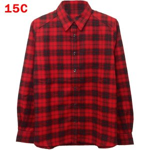 カオ-KAO Kaoのカシュクールシャツ女性用|asses