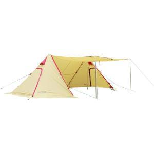小川キャンパル-小川テント ツインピルツフォーク|asses