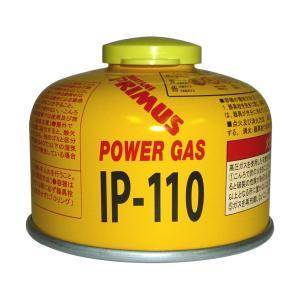 イワタニプリムス-IWATANIPRIMUS 小型ガスカートリッジ110g|asses