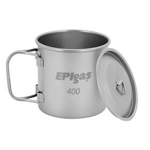 イーピーアイガス-EPIgas シングルチタンマグカバーセット400 asses