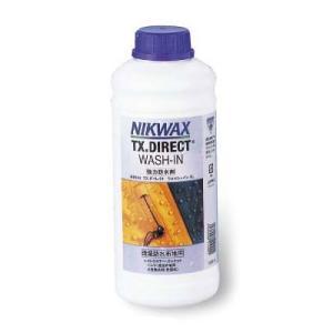 NIKWAX−ニクワックス TX.ダイレクトウォッシュイン(洗濯式)1L|asses