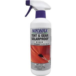 ニクワックス-NIKWAX テント&ギアソーラープルーフ500ml|asses
