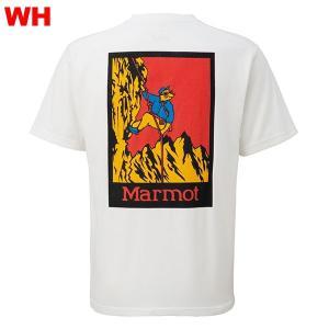 マーモット-Marmot クライムマーヴィンハーフスリーブクルー男性用 asses