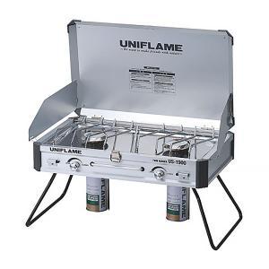 UNIFLAME−ユニフレーム ツインバーナーUS-1900|asses