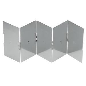 UNIFLAMEテーブルトップバーナーUS-Dに最適なWIDEモデル。強い横風から炎を守り、効率よく...