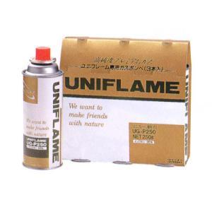 UNIFLAME−ユニフレーム プレミアムガス3本