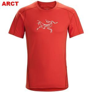 アークテリクス-ARCTERYX フェイジックエボリューションクルーネックシャツ男性用|asses