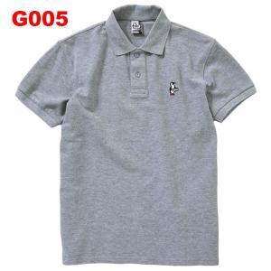 チャムス-CHUMS ブービーポロシャツ男性用|asses
