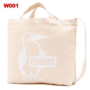 チャムス-CHUMS ブービーキャンバスショルダー|asses