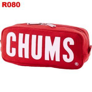 チャムス-CHUMS ボートロゴポーチスウェット|asses