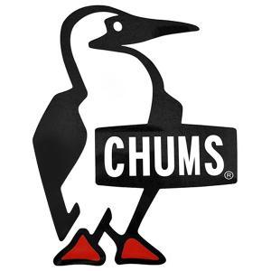 チャムス-CHUMS ステッカーブービーバードスモール asses