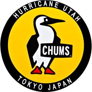 チャムス-CHUMS ステッカーラウンドブービーバード|asses