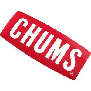 CHUMS(チャムス) ステッカーチャムスロゴラスモール asses