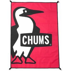 チャムス-CHUMS ブービーピクニックシート|asses