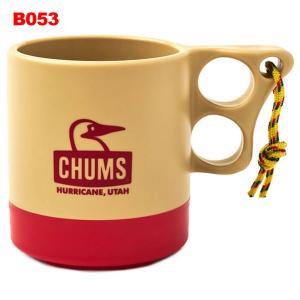 チャムス-CHUMS キャンパーマグカップ|asses