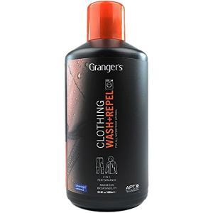グランジャーズ-Grangers 2イン1ウォッシュ&リペル1L|asses