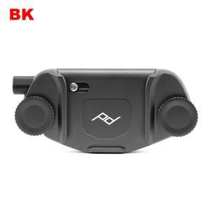 キャプチャー単品。現行のピークデザインのプレートを使用できます。  【カラー】BK(ブラック)、S(...
