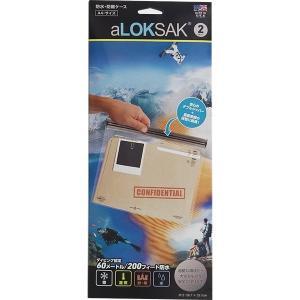 ロックサック-LOKSAK 防水マルチケースA4|asses