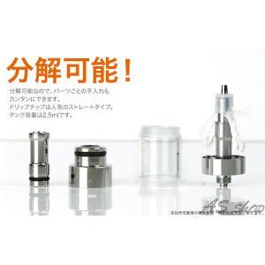 電子タバコ アトマイザー vape x6 CE4 リキッド式 交換パーツ コイルユニット|asshop|03