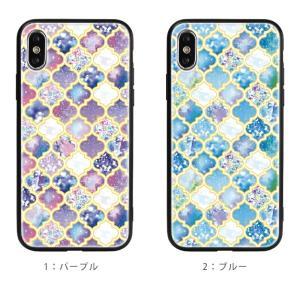 スマホケース iPhone Galaxy ケース モロッカン 柄|asshop|07