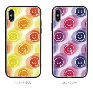 スマホケース iPhone Galaxy ケース スマイリー スマイル ニコちゃん|asshop|07