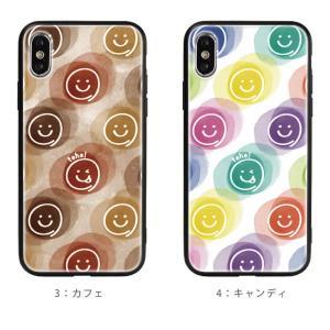 スマホケース iPhone Galaxy ケース スマイリー スマイル ニコちゃん|asshop|08