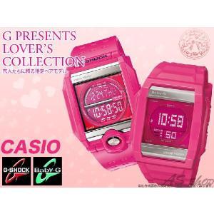 【CASIO】G-Presents LOVER'S COLLECTION2009 Gプレゼンツ ラバーズコレクション 09ラバコレ LOV-09B-4(2755160) asshop