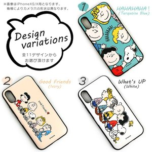 スヌーピー iphoneケース ミラー付き 背面 カード収納付き ピーナッツ キャラクター スマホケース 耐衝撃 薄型 iPhone11Pro iPhoneXS iPhone8 7 韓国 asshop 11