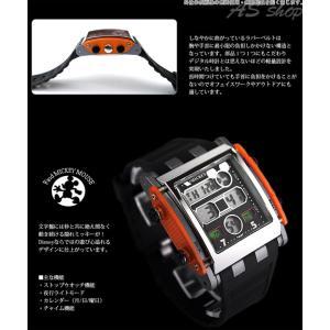 Disney 腕時計 ミッキー スクエアタイプ デジタルウォッチ ホワイトラバーベルト ディズニー キャラクター デジタル腕時計 キッズ|asshop|03