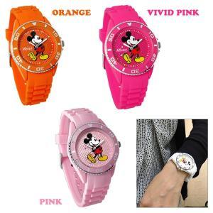 ミッキー 腕時計 Disney 3Dミッキーマウス シリコンウォッチ 立体 メンズ レディース ディズニー|asshop|06