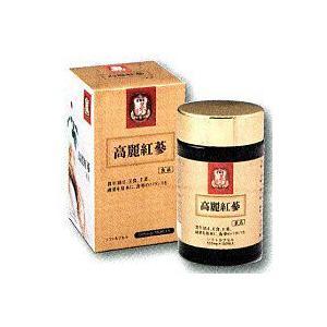 高麗人参(紅参)正官庄180粒 x3箱セット ssi健康食品|assi