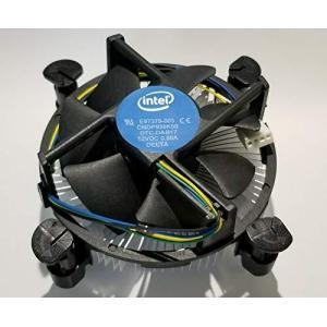 Intel i3/i5/i7 LGA115x CPU用ヒートシンク+ファン E97379-003の画像
