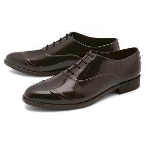 レインシューズ レディース おじ靴 オックスフォード ローファー 防水 女性 雨|assistant